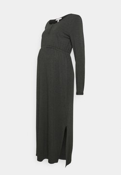 Esprit Maternity - DRESS NURSING - Vestido largo - anthracite