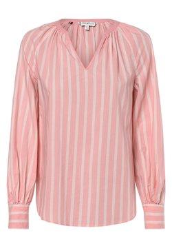 Tommy Hilfiger - LACIE - Bluse - rosa weiß