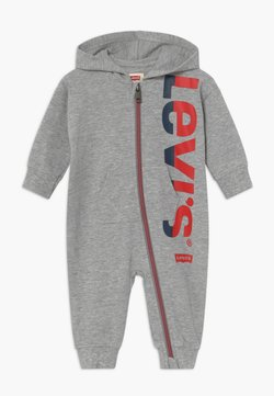 Levi's® - COLORED ZIP PLAY ALL DAY - Combinaison - grey heather