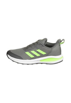 adidas Performance - Stabilty running shoes - grey four / signal green / cloud white