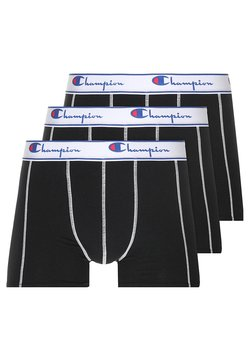 Champion - BOXER 3 PACK - Shorty - black