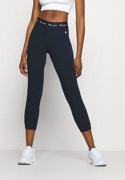 Champion - ELASTIC CUFF PANTS LEGACY - Jogginghose - dark blue