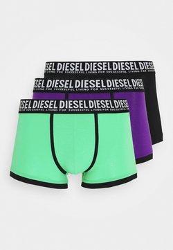 Diesel - UMBX-DAMIEN 3 PACK - Shorty - black/green/purple