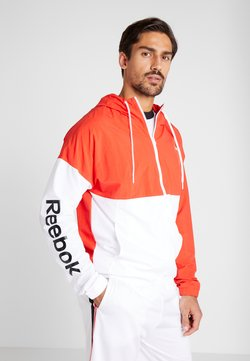 Reebok - LINEAR LOGO - Windbreaker - red