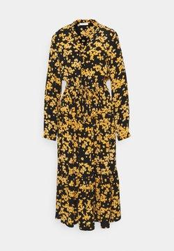 Moss Copenhagen - ESTRID MOROCCO DRESS  - Freizeitkleid - black