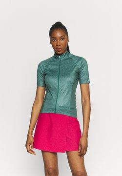 Giro - CHRONO SPORT - T-shirt print - grey/green pounce