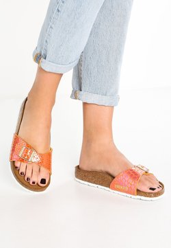 Birkenstock - MADRID - Pantolette flach - shiny orange