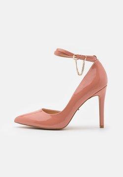 ONLY SHOES - ONLCHLOE CHAIN - Decolleté - pink