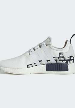 adidas Originals - NMD_R1 BOOST SHOES - Sneaker low - white