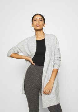ONLY - ONLCORINNE  - Neuletakki - light grey melange