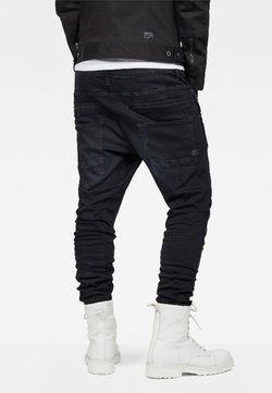G-Star - D-STAQ 3D  - Jeans Tapered Fit - dark aged