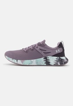 Under Armour - CHARGED BREATHE - Sportschoenen - slate purple