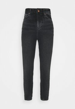 New Look Petite - SRI LANKA MOM - Jeans Relaxed Fit - black
