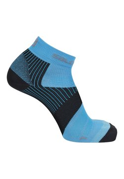 Salomon - PIZ BERNINA - Sportsocken - ebony/vivid blue