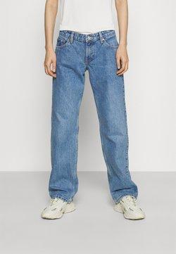 Weekday - ARROW LOW - Straight leg jeans - belize blue