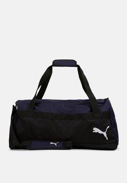 Puma - TEAMGOAL TEAMBAG - Sporttasche - peacoat/black