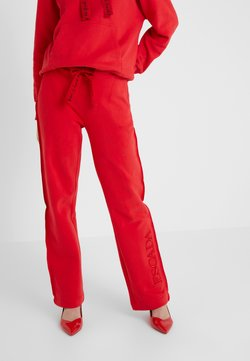 Escada Sport - TEHEART TROUSER - Jogginghose - red