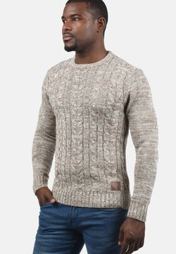 Solid - PHILEMON - Sweter - beige