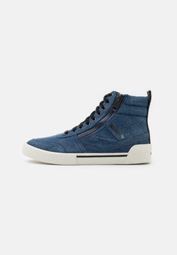 Diesel - D-VELOWS S-DVELOWS - Baskets montantes - blue denim