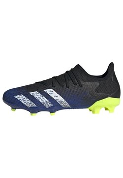 adidas Performance - PREDATOR FREAK.3 FG FUSSBALLSCHUH - Botas de fútbol - black