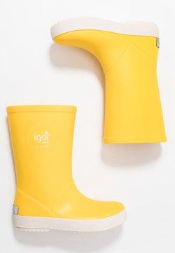 IGOR - SPLASH NAUTICO UNISEX - Gummistövlar - amarillo/yellow