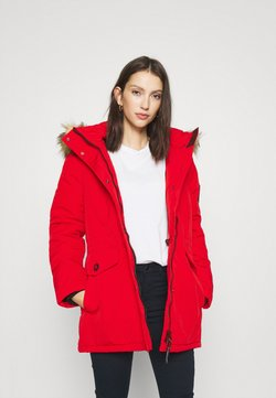 Superdry - EVEREST - Wintermantel - high risk red