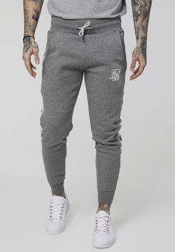 SIKSILK - Jogginghose - grey marl/snow marl