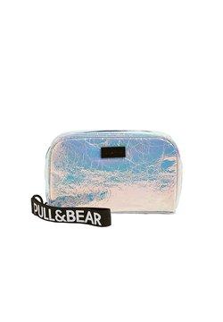 PULL&BEAR - Toiletti-/meikkilaukku - silver