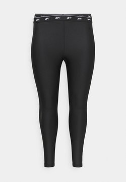 Reebok - SEASONAL  - Tights - black