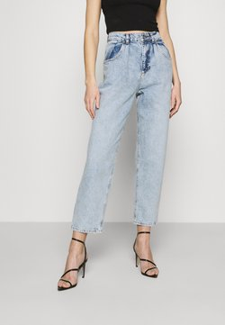 KENDALL + KYLIE - BALLOON PANTS - Relaxed fit -farkut - medium wash
