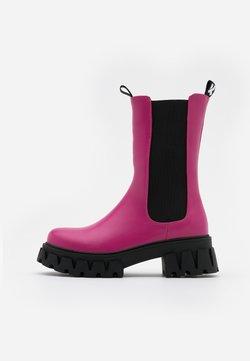 Koi Footwear - VEGAN SENTRY - Platform-saappaat - pink