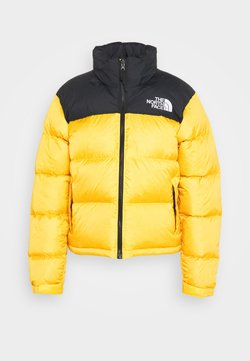 The North Face - W 1996 RETRO NUPTSE JACKET - Daunenjacke -  yellow