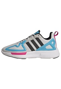 adidas Originals - ZX 2K FLUX SHOES - Sneaker low - grey