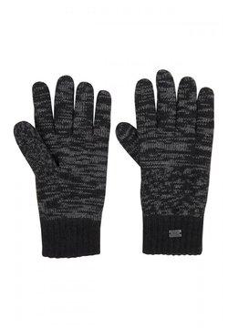 camel active - Fingerhandschuh - grey/black