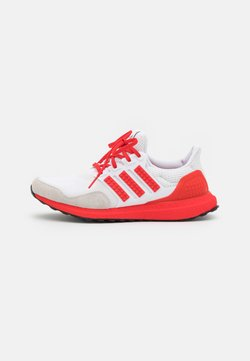 adidas Originals - ULTRABOOST DNA X LEGO - Sneakers - footwear white/red/shock blue