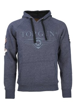 TOP GUN - Sweater - dark blue