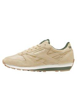 Reebok Classic - CLASSIC LEATHER AZ SHOES - Sneaker low - beige
