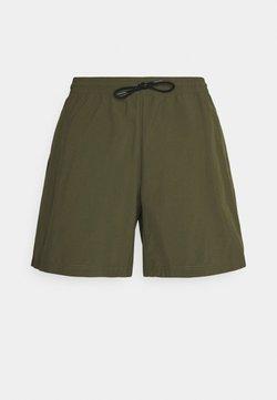 Norrøna - Outdoor shorts - olive night