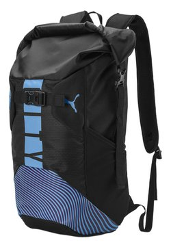 Puma - Trekkingrucksack - black-team light blue