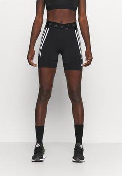 adidas Performance - CYCLING SHORT  - Legginsy - black/white