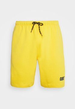 Caterpillar - BASIC  - Shorts - yellow
