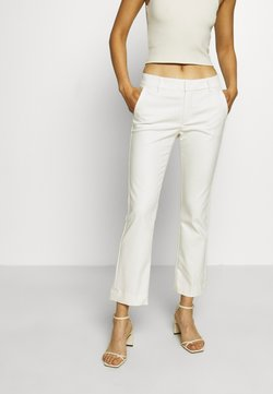 Mos Mosh - IVANA NIGHT KICK - Pantalon classique - off-white