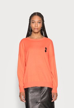 Armani Exchange - Sweter - pure cashmere