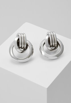 sweet deluxe - Boucles d'oreilles - silver-coloured