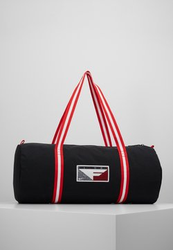 Nike Performance - HERITAGE - Sac de sport - black/university red/white