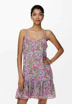 ONLY - Sukienka letnia - lilac sachet