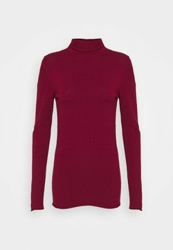 MAX&Co. - DIEDRO - Pullover - burgundy