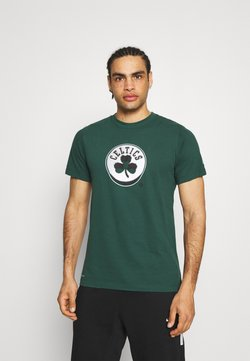 Nike Performance - NBA BOSTON CELTICS LOGO TEE - Equipación de clubes - pro green
