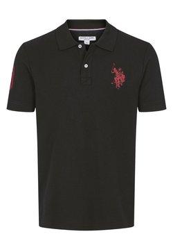 U.S. Polo Assn. - ALFREDO - Piké - black
