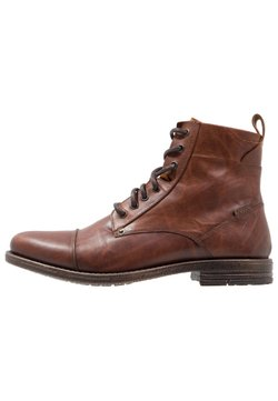 Levi's® - EMERSON - Schnürstiefelette - medium brown